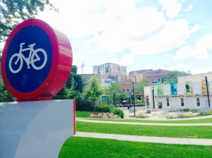 It's always a beautiful day for a BCycle ride!